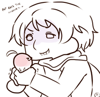 POP goes the mochi~ by GorillazGirl1