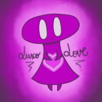 Lusco Purple Love by AbyLockhart