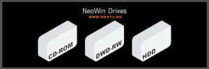 neoWin Drives V1.0 by neo74