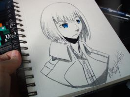 Armin by AllanWolf