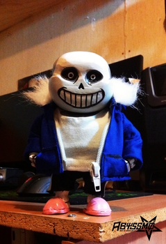 SANS by Abyssmosis