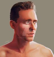 Tom Hiddleston by Epselion
