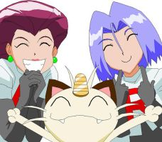 Team Rocket 2 by Batman316