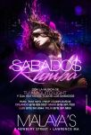 Sabados De Rumba flyer by DeityDesignz