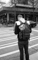 Backpacker (Leica 145) by jesseboy000