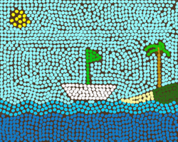 Dot Painting Fun by Roy4242