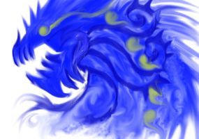 dragon of lost souls by nightmarelover
