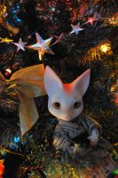 Even Fennecs Love Christmas by kagen-no-tsuki