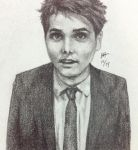 Gerard Way 5 by Kayalina