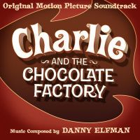 Charlie and the Chocolate Factory CD Jacket by TerrysEatsnDawgs