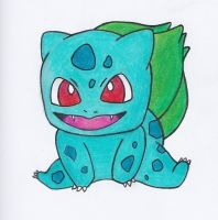 bulbasaur by starfire808