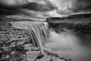 Dettifoss II, Iceland by Nightline