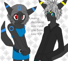 merry christmas iceh :3 2010 by minky1215