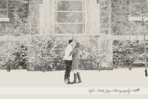Love Through the Storm by LLJPhotography
