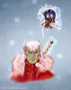 Brrrr by Vivern-of-Nosgoth
