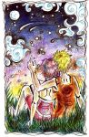 Narusaku : Shooting stars by MangiE-31