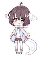 another Kumo bab by haru-cchii