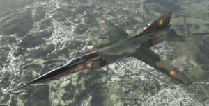 MiG-23 - Yuktobanian Air Force by Jetfreak-7