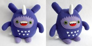 Dinki - Monchi Monster Plush by yumcha