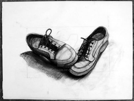 Study of Shoes by shehzadm