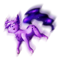 Galaxia commission by CrispyCh0colate