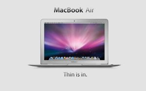 MacBook Air by drewsof