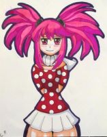 How do you like my hair? (Nonon) by MasterMcCraig1982