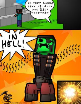 Dem Creepers by Dragon-Star-Pro