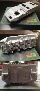 WIP Stryker chassis (or wheel sets) by foley1310