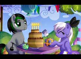 Birthday Party by vanille913