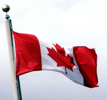 Canadian Flag by laurelrusswurm