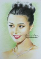 Fan Bing Bing by Hong-Yu
