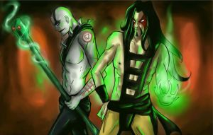 Deadly Alliance by Elza-Shtolz