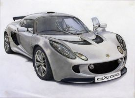 Lotus Exige by TsTdesign