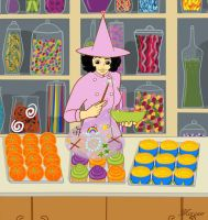 On Honeydukes kitchen by Morgaer