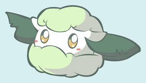 CE - Cottonee by Siplick