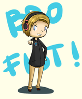 Bro Fist! by ForeverMuffin