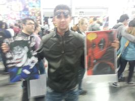 NYCC 2014 Pic 11 by StamayoStudio