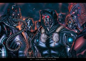 MACHINES ULTIMATES COLORS by MadManiaco