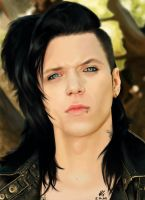Andy Biersack by dzsofi