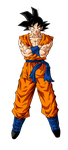 Son Goku by BardockSonic