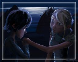 Astrid, M'Lady (HTTYD2 webnovel ch6) by inhonoredglory