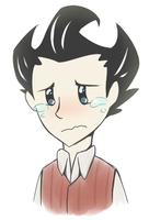 Wilson Will Miss You! by LizardBat