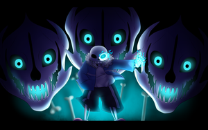 .:Undertale:. Survive This by FreckledDancho