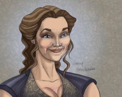 Margaery Tyrell by Stnk13