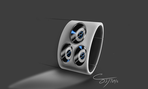 Over Drive -Concept Watch- by ComplxDesign