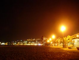 Madeira: Funchal by night 4 by lxddbl
