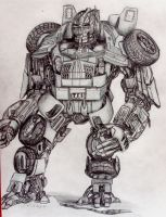 transformer character by maddendd