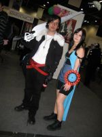 Squall And Rinoa by GraceyDarling