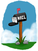 Mail Box by KnightRanger